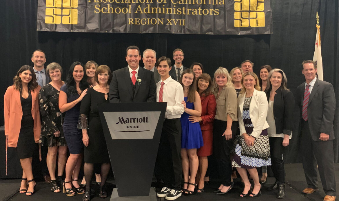 Assistant Superintendent of Human Resource Services Named Recipient of Award