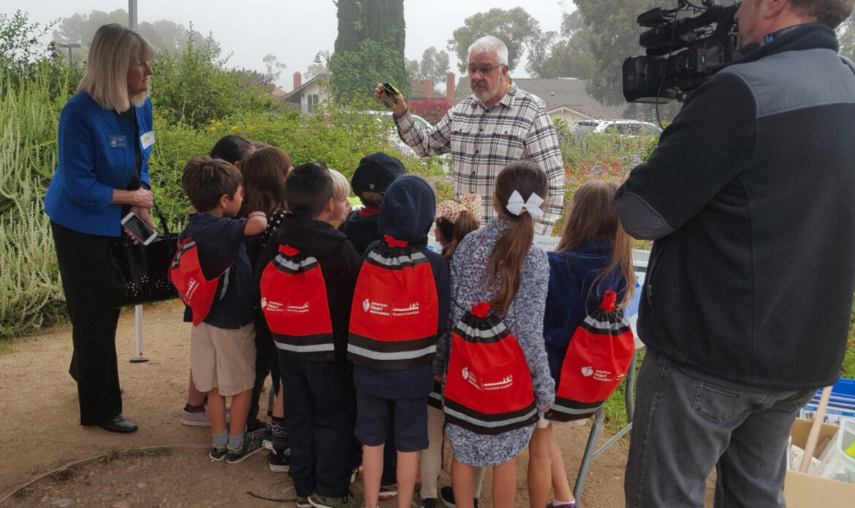 Viejo Elementary School Celebrates Earth Day