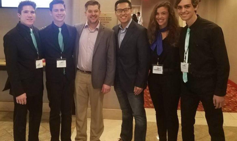 San Juan Hills High School Virtual Enterprise Students Advance to N.Y. Competition