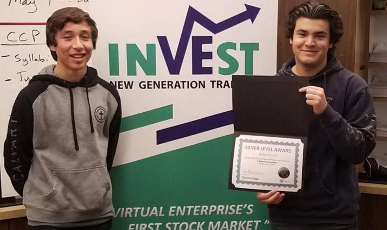 Virtual Enterprise Class at San Juan Hills High School Offers Hands-On Experience