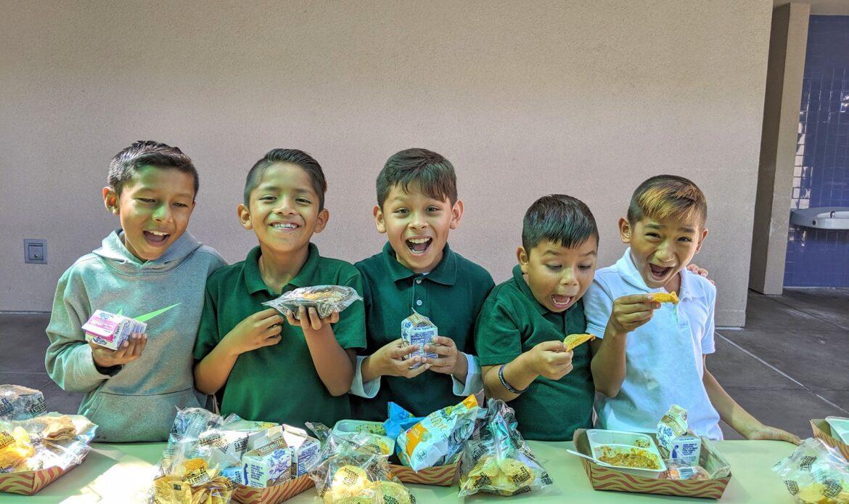 Let's Do Lunch! CUSD Schools Celebrate National School Lunch Week