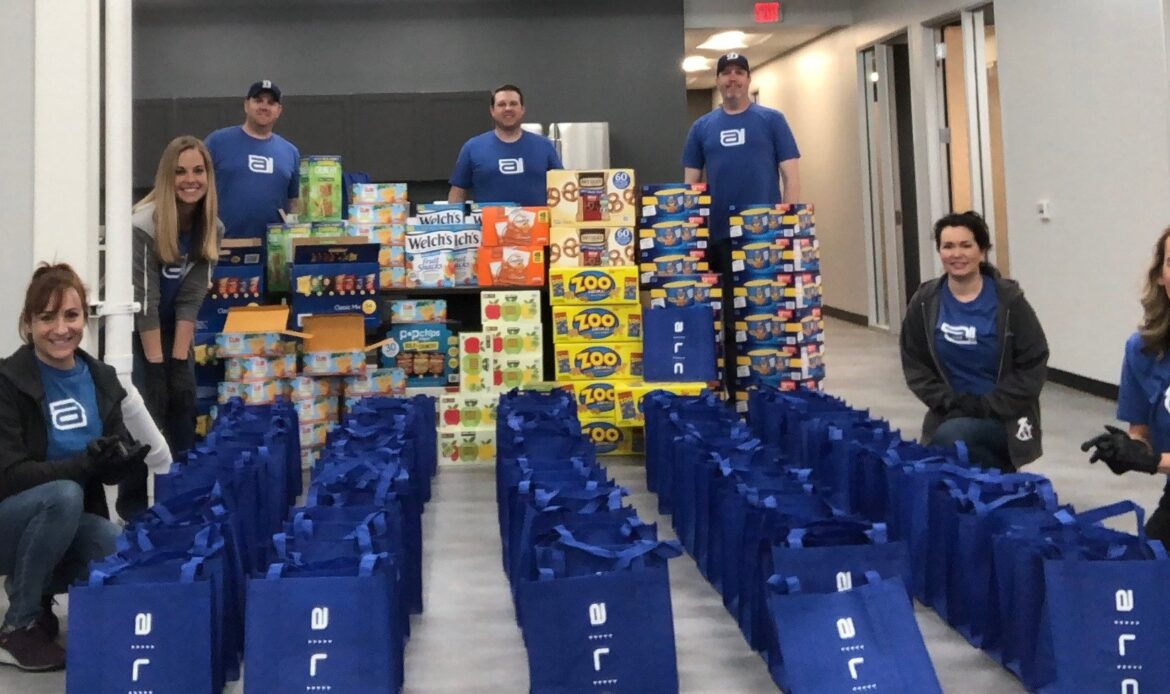Transportation company ALC provides food during pandemic