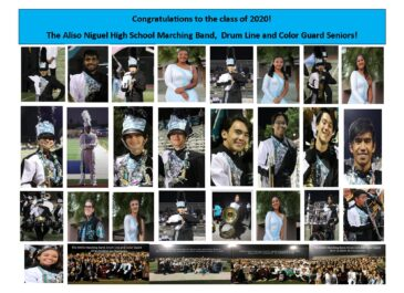 Aliso Niguel High School Marching Band ends year of wins together, but apart