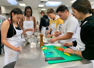 San Clemente High School culinary program sets students up for success