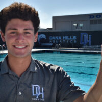 Dana Hills superstar swimmer's high school career cut short, but he's now on his way to USC