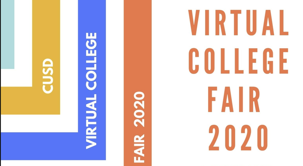 CUSD's virtual college fair connects students with higher education