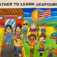 CUSD celebrates diversity with a 'welcome to school' poster contest