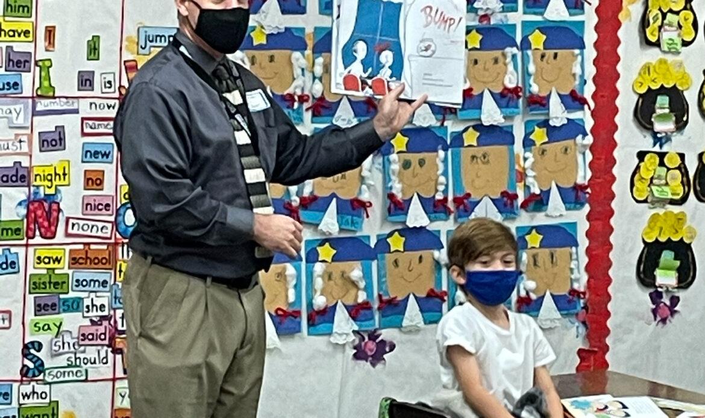 CUSD joins Read Across America's celebration of literacy