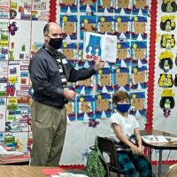 CUSD joins Read Across America's celebration of literacy