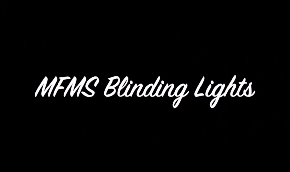 Marco Forster community takes 'Blinding Lights' Challenge