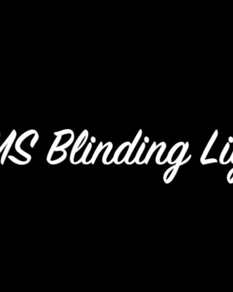 Marco Forster community takes 'Blinding Lights' Challenge
