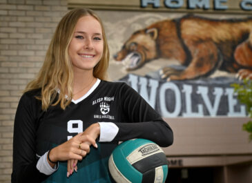 Aliso Niguel High volleyball star Jessica Smith is Gatorade California Volleyball Player of the Year