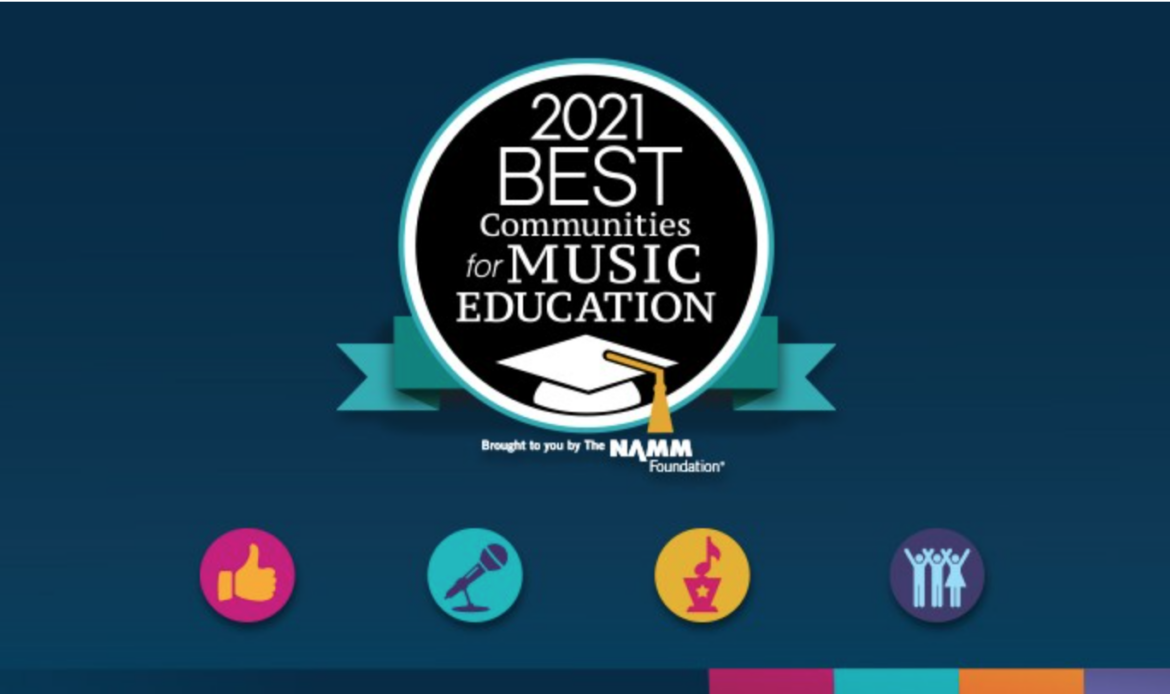 Music foundation gives CUSD top marks with music education award