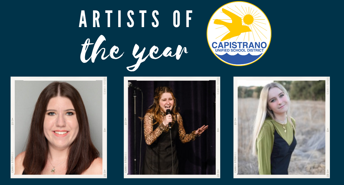 Artist of the Year semifinalists, finalist hail from CUSD