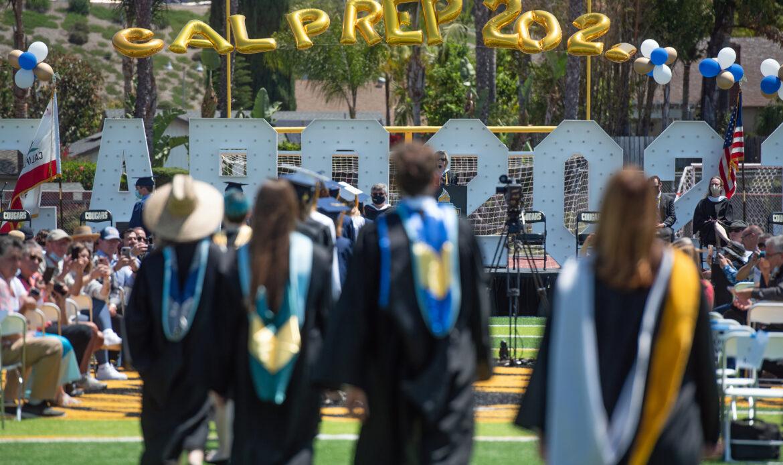 Cal Prep Academy celebrates its 2021 graduates with heartfelt ceremony