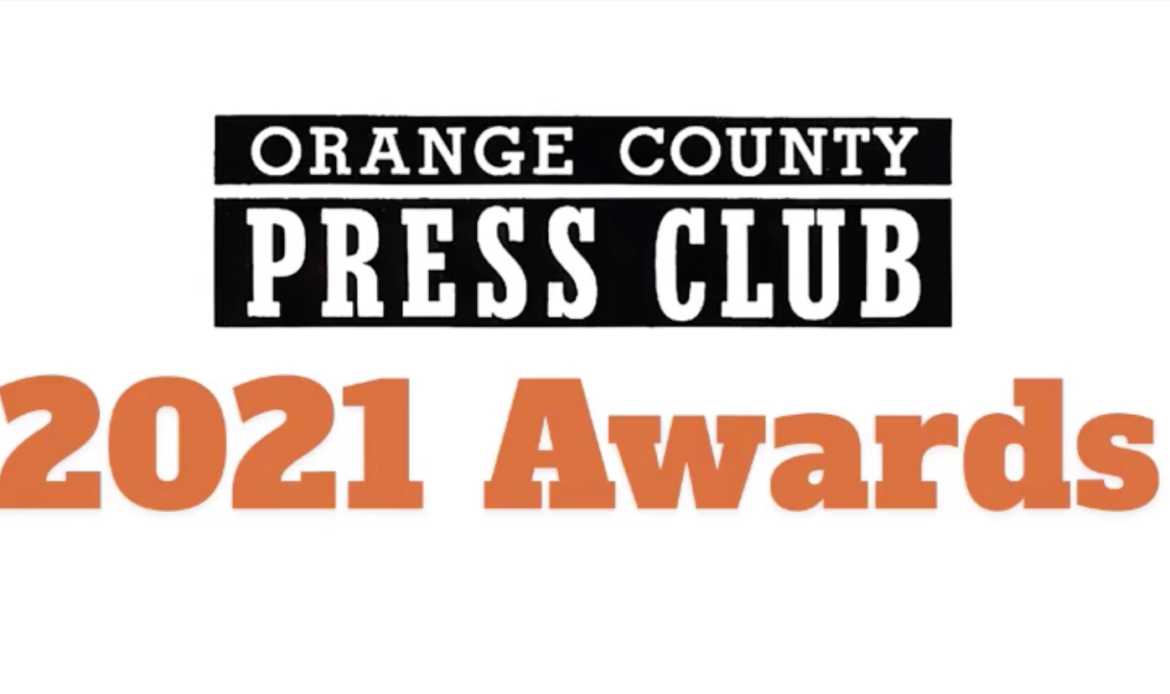 CUSD Insider wins four awards at OC Press Club for outstanding work