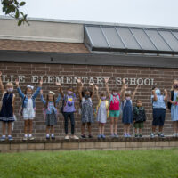 Castille Elementary welcomes students to first day of school