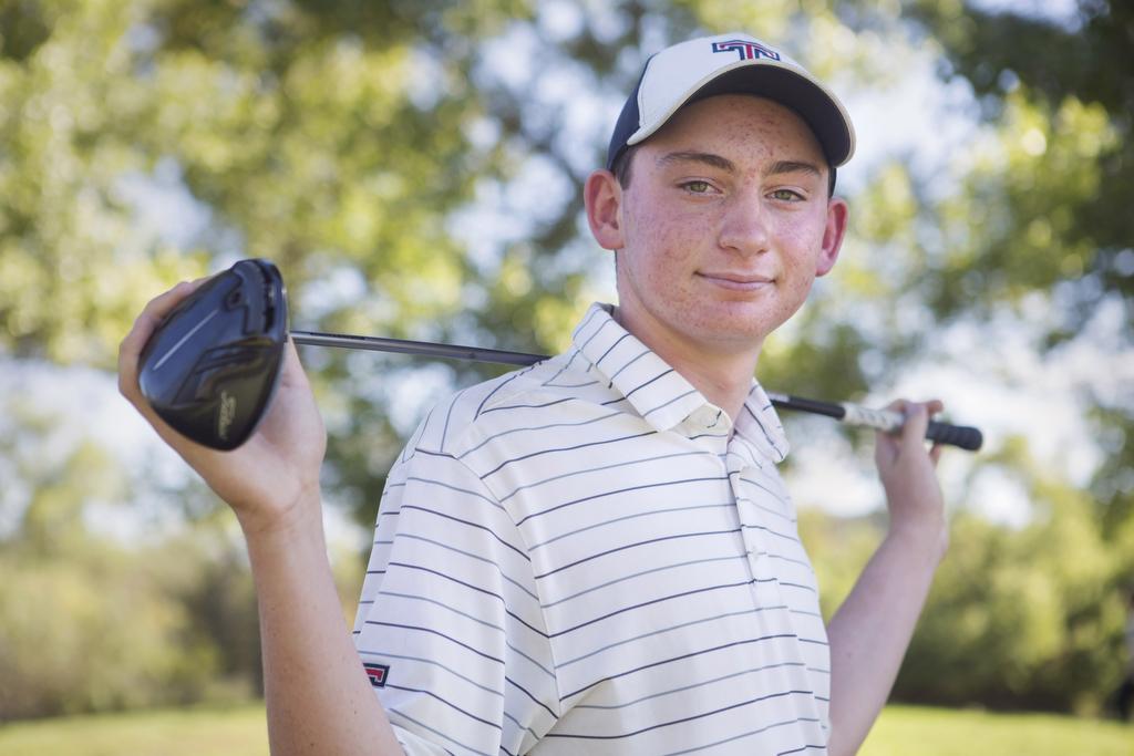 Tesoro High golfer Ryan Voois: Champion, entrepreneur and now chosen to compete with elite golf team